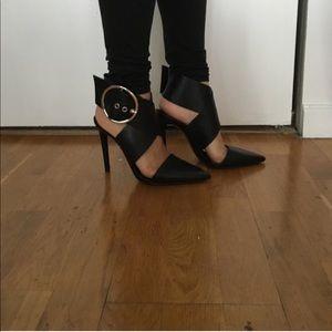 Black & Beautiful Zara Heels